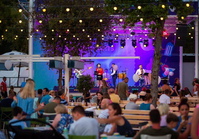 Pivo, burgeri i izvrsni bendovi na Beer Festu u sklopu festivala Lanterna Summer Nights