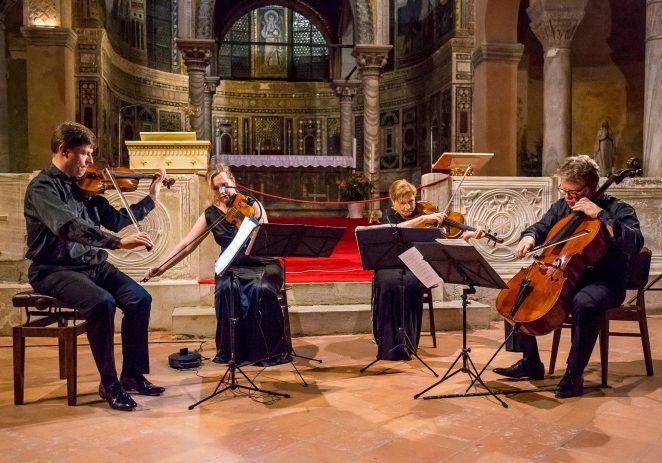 Skladan spoj trube i glasovira u Eufrazijani – u petak Tamara Jurkić Sviben i Paul Goodchild