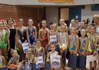 Čak 110 gimnastičarki na 2. Galatea Cup-u održanom u Intersport centru