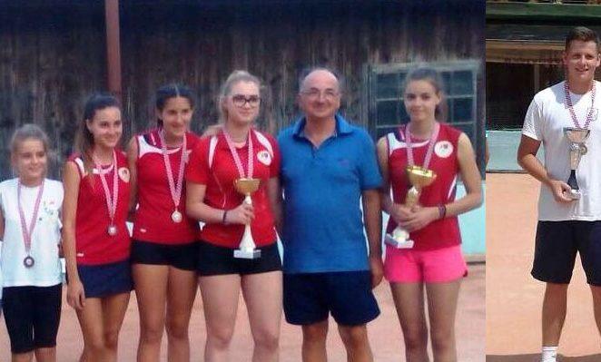 Boćanje: istarski boćari i boćarice osvojili su ukupno devet medalja na juniorskom prvenstvu Hrvatske