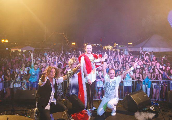 Filmovi na otvorenom i Queen Real Tribute Bend obilježit će tjedan u Poreču i Taru