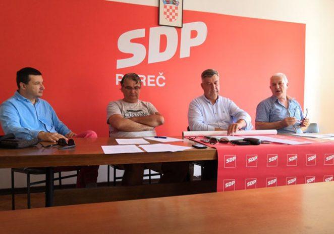 SDP Poreča traži hitno sazivanje tematske sjednice Gradskog vijeća na temu novih cijena usluga prikupljanja komunalnog otpada