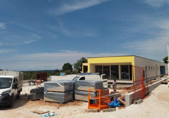 Gradnja novog vrtića u Taru napreduje po planu
