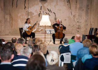 U četvrtak u Vrsaru gitaristički virtuoz Alessandro Deiana