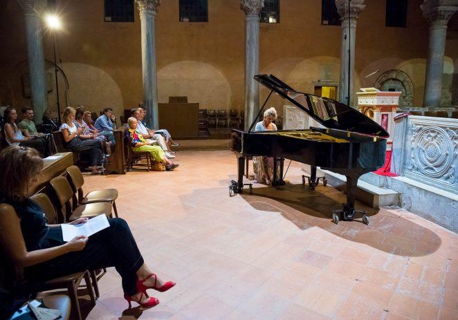 Elisa Tomellini u Eufrazijevoj bazilici – Izvedba koja će ući u povijest