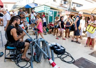Porečki festival ulične umjetnosti Radionica mozaika, performansi, glazba: bogat vikend na 18. Street artu Poreč