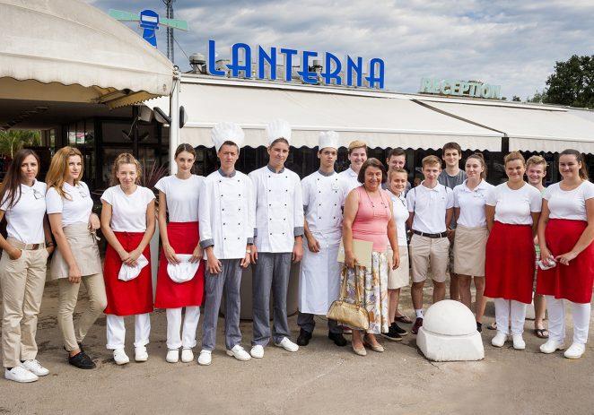Učenici Obrtničke škole Požega na ljetnoj praksi u Valamaru