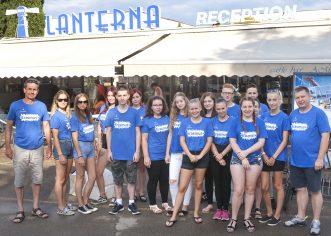 Učenici strukovne škole iz mađarskog Kapošvara na praksi u Valamaru