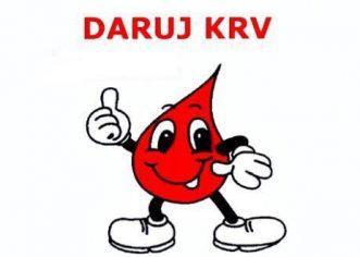 Ove subote akcija dobrovoljnog darivanja krvi !