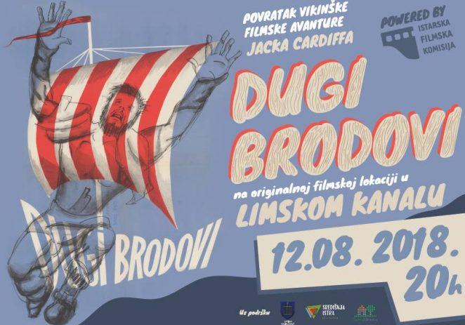 """Povratak """"DUGIH BRODOVA"""" u Limski kanal"""