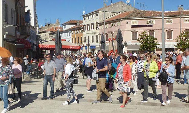 Poreč obilježava Svjetski dan turizma s ostvarena 3,2 milijuna noćenja