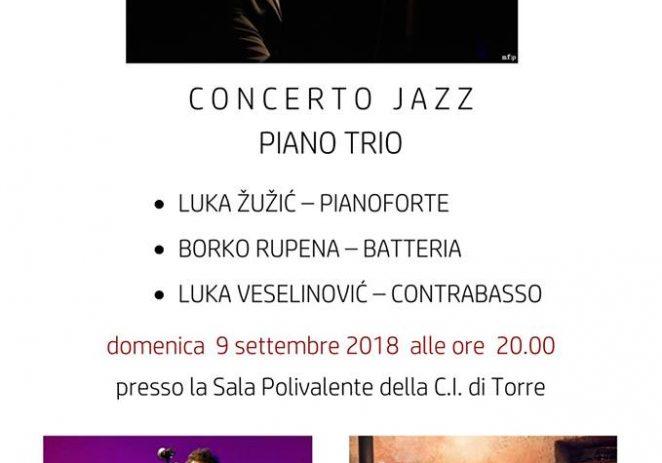 U nedjelju Jazz u Zajednici Talijana Tar