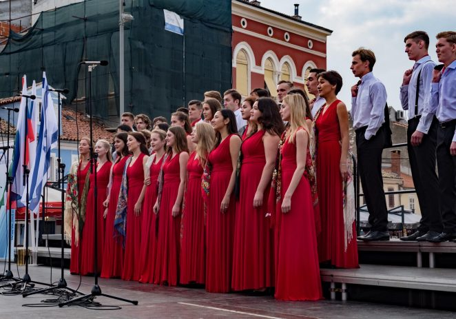 Međunarodno natjecanje zborova održati će se u Poreču od 22. do 26. rujna