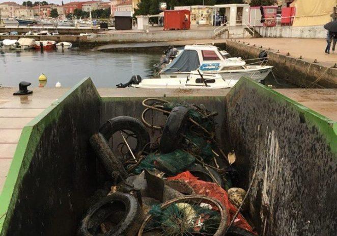 U nedjelju, 23. rujna, akcija čišćenja podmorja u luci javnog prometa Poreč