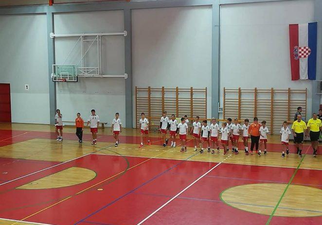 Dječaci Rukometnog kluba Poreč pobijedili u dvije utakmice