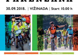 Najavljen 23. rekreativni biciklistički maraton Parenzana