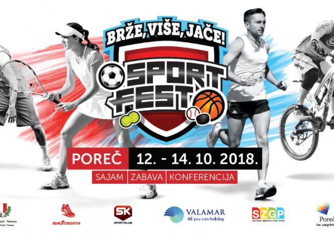 Sport Fest 2018 – brže, više, jače, bogatije! Najveći regionalni sajam sporta predstavlja još više sadržaja