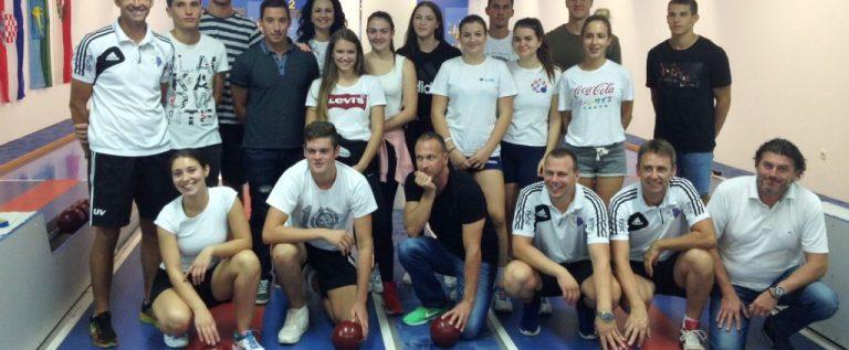 Svi natjecatelji kuglački turnir SZGP