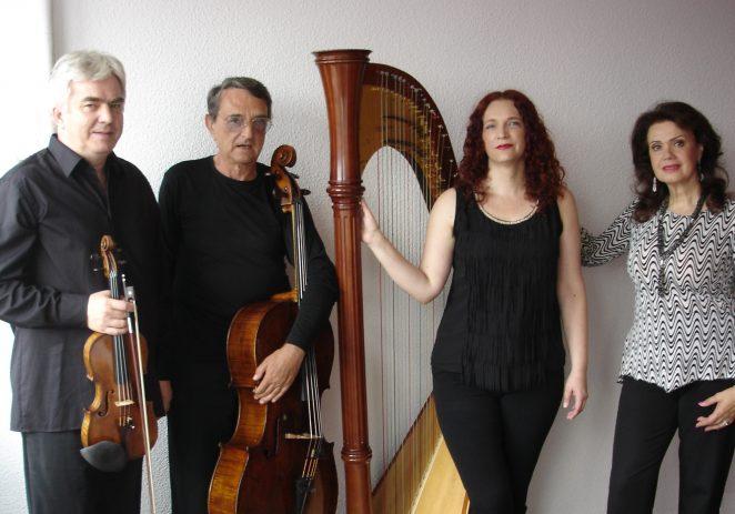 Zagreb Palette ansambl zatvara 57. Koncerte u Eufrazijani nastupom u petak, 7. rujna