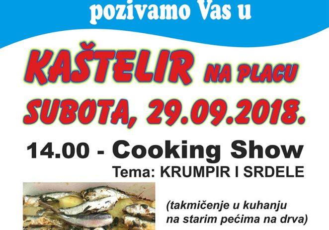 Proslava Svjetskog dana turizma i Kuzminje u Kašteliru u subotu, 29. rujna
