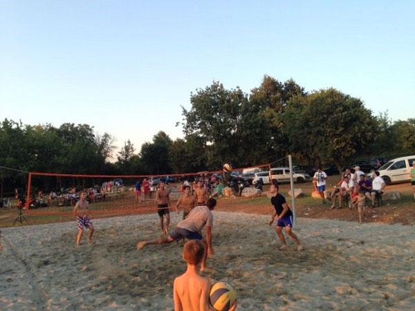 U nedjelju, 16. rujna beach volley turnir i druženje na plaži San Martin
