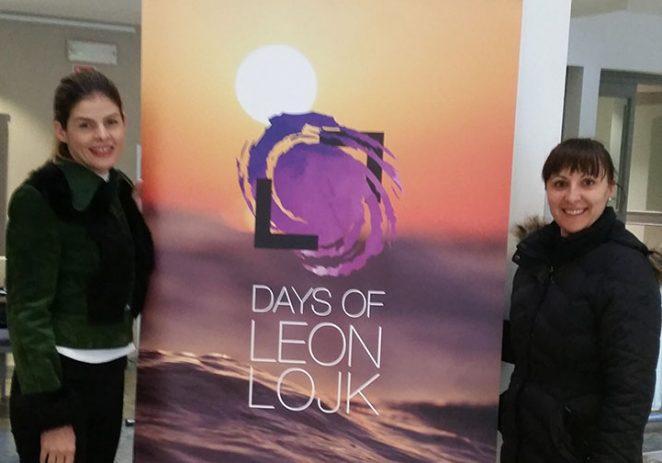 Psihologinja Zdravog grada Poreč sudjelovala na Danima Leona Lojka 2018.