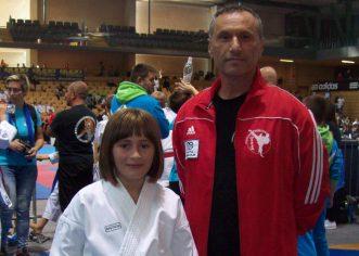 Karate: Amir Rešidović srebrni, Marija Šimunović peta na Croatia Open turniru u Rijeci