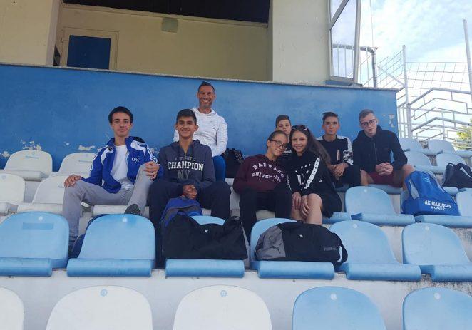 Odličan nastup mladih atletičara Maximvsa na 6. kolu Kvarnerske lige !