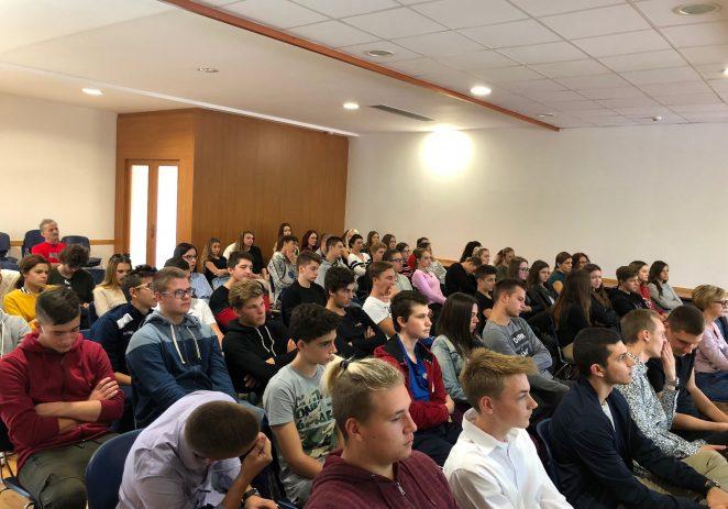 Dan Erasmusa u TUŠ Antona Štifanića Poreč