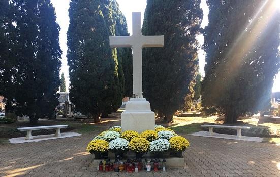 Uređuju se groblja povodom blagdana Svih svetih i Dušnog dana