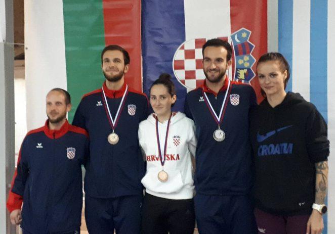 Porečke medalje s Balkanskog prvenstva u mačevanju !