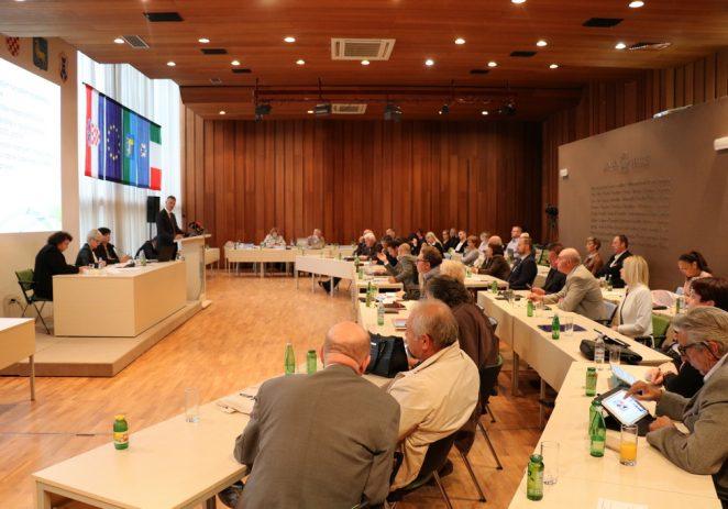 Održana 16. sjednica Skupštine Istarske županije