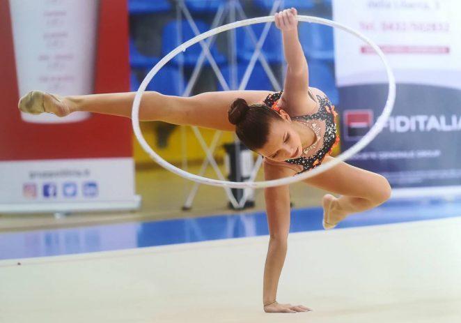 Porečke ritmičarke izvrsne u Udinama na međunarodnom turniru u ritmičkoj gimnastici