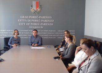 Potpisan sporazum o suradnji između Grada Poreča-Parenzo i Sveučilišta Jurja Dobrile u Puli