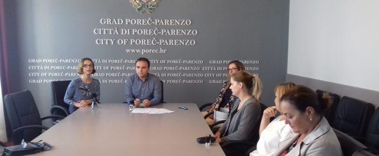 Potpisan sporazum o suradnji između Grada Poreča-Parenzo i Sveučilišta Jurja Dobrile u Puli 2