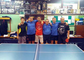 Započelo je natjecanje u 1. županijskoj ligi u stolnom tenisu