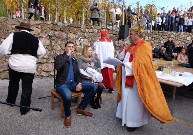 Općina Vižinada sudjelovala u centralnoj svečanosti krštenja mošta u Krapinsko-zagorskoj županiji