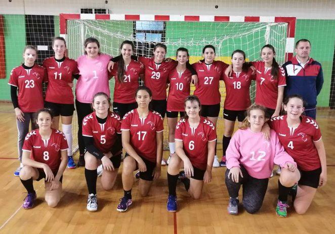 Mlade kadetkinje Ženskog rukometnog kluba Poreč upisale dvije pobjede