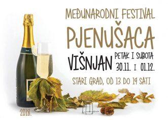 Drugi dvodnevni Međunarodni festival pjenušaca u Višnjanu