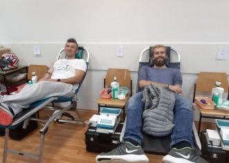 U petak 45 dobrovoljaca darivalo krv u Poreču