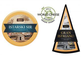230 stručnjaka iz 29 zemalja izabrali najbolje svjetske sireve – Agrolaguna osvojila zlatna i brončana odličja