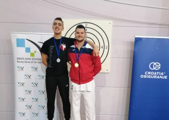 Zlatna i 2 srebrne medalje za karatiste Finide u Fažani