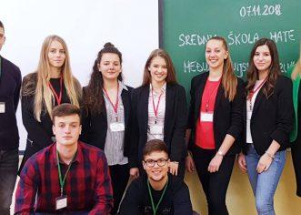 U srednjoj školi Mate Balote održan stručni skup Međužupanijskog stručnog vijeća ekonomista