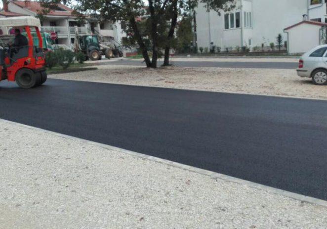 Nova asfaltiranja na Finidi, u Blagdanićima, Velom Maju i Ulici Stipe Rajka