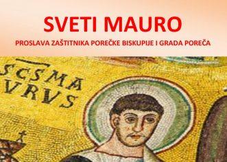 POU Poreč objavio Poziv za predlaganje kandidata za dodjelu Nagrade Sv. Mauro