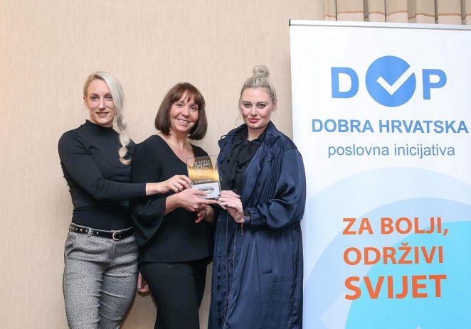 Valamar dobitnik nagrade Srebrni Učinkoviti menadžer za afirmaciju društvenih vrijednosti i plodnu poslovnu suradnju