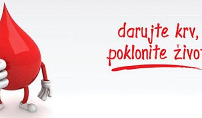 Akcija darivanja krvi održati će se u utorak 04.08.2020. u vremenu od 09:00-16:00 sati