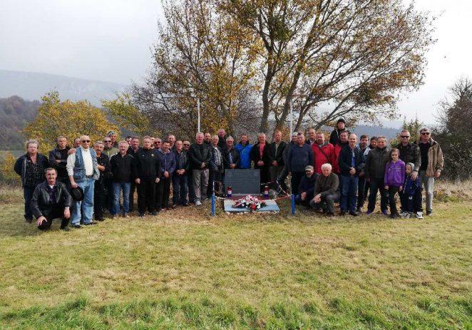 Članovi UDVDR RH Ogranka Poreč  posjetili su nekadašnje ličko ratište i mjesto pogibije njihovog suborca