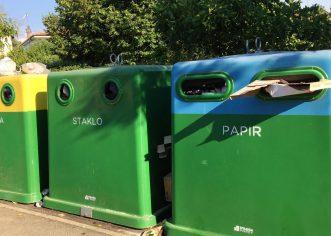 Aktivnosti na uvođenju novog sustava gospodarenja otpadom