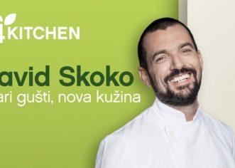 Emisija Davida Skoke na 24 Kitchen počinje u petak 16. studenog u 13 sati